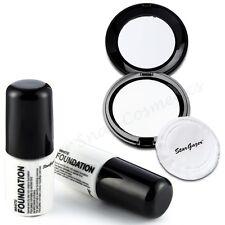 Stargazer White Liquid Foundation Goth Gothic Vamp Face Makeup 30g