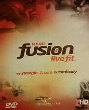 Rival Fusion Live Fit (21 DVD) Workout Regimen