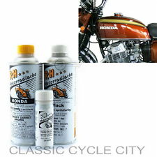 HONDA CB 750 FOUR k1 lacksatz Vernis Candy Garnet Brown Marron PAINT COLOR KIT