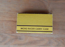 Rare 1988 Vintage Micro-Machines Micro Racer Carry Case + Cars. Free P&P. 1068