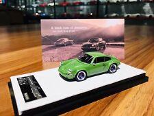 Timothy & Pierre 1/64 TP Resin Porsche Singer 911 964 Brooklyn Green N Makeup MR