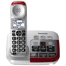 Panasonic HC-KXTGM450S Amplified Corded Phone digital answering machine