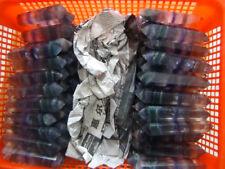5KG Natural Fluorite Quartz Crystal Wand Point Healing Wholesales Price  11LB