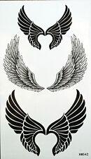 New Einmal-Tattoo Temporary Body Art Wasserdicht HM542 Neu