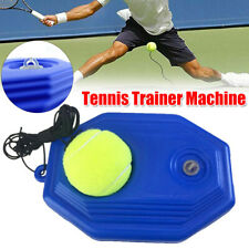 Tennis Trainer Single Self-study Tennis Exercise Rebound Ball Baseboard Sparring