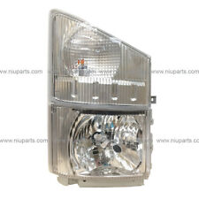 HeadLight with Corner Lamp - Passenger Side (Fit: Isuzu NRR and NPR 2008-2017 )