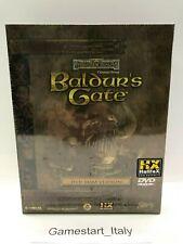 BALDUR'S GATE PRIMA EDIZIONE CARTONATA 1998 - PC - NUOVO NEW VERSIONE ITALIANA