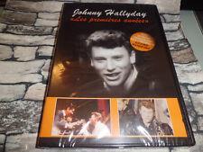 JOHNNY HALLYDAY    LES PREMIERES ANNEES / DVD  NEUF
