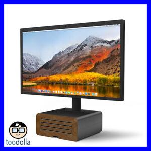 TWELVE SOUTH HiRise Pro height adjustable desktop stand for iMac & Displays