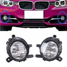 Pair Fog Light Cover Lamp Housing for BMW 1 2 3 4 SERIES F30 F35 F36 F20 11-2016