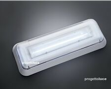 LAMAPADA EMERGENZA PERRY PARETE A LED ANTI BLACK OUT ELIOS  A LED 1LE D30LO IP42