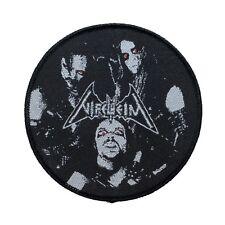 Nifelheim Satanic Band Members Black Thrash Metal Music Sew On Applique Patch