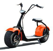 E-Scooter Coco Fat Bike ca.40 Km/H 35km Reichweite 60V 1000W Harley Chopper Roll