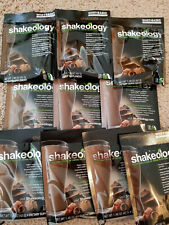 Shakeology 10 Packets Chocolate Flavor expiration late 2021
