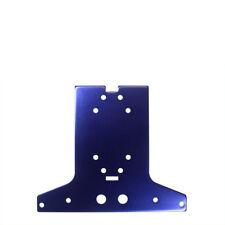 sub-chassis ALUMINIUM 3 mm bleu KYOSHO ggw-02 #702823
