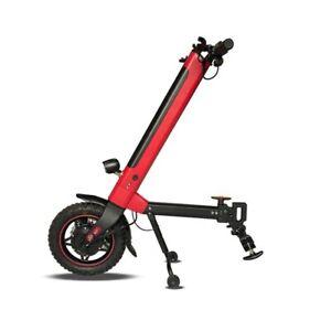 Rollstuhlantrieb Zuggerät Elektrorollstuhl 36V 350Watt Rollstuhl Elektrisch.....