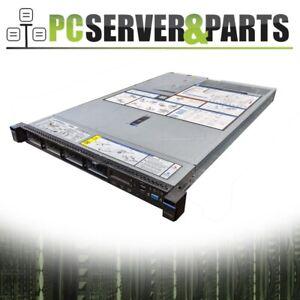 Lenovo X3550 M5 8B 12-Core 2.60GHz E5-2690 v3 192GB RAM M5210 Rails No HDD
