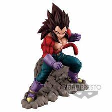 Banpresto Dragon Ball GT NEW * Super Saiyan 4 Vegeta * Statue Figure Authentic