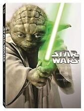 Star Wars Prequel Trilogy = DVD REGION 4 - GENUINE NO FAKE