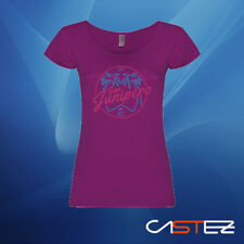 Camiseta mujer san junipero basado black mirror serie (ENVIO 24/48h)