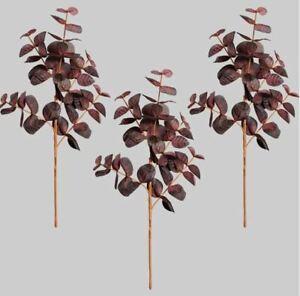 3ct Faux Picks Purple Eucalyptus - Bullseye's Playground™