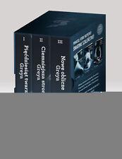 Polish 1st Edition Paperback Fiction Books