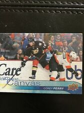 2016-17 UD Hockey Series 2 Canvas #C121 Corey Perry