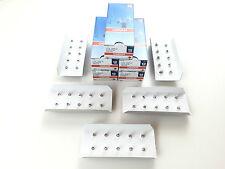x 50 OSRAM 12v 1,1w BX8, 4D Lámpara 2473mfx6 leiterplattenbau LUZ INTERIOR