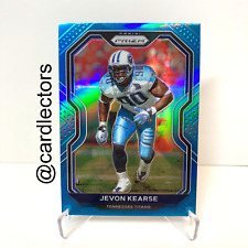 2020 Panini PRIZM Football JEVON KEARSE Light Blue Parallel #109 NM-M TEN TITANS