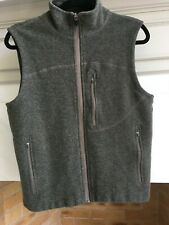 Ibex Wool Vest Size S small