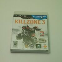 Killzone 3 (Sony PlayStation 3, 2011) Complete & Tested