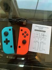 NEW For Nintendo Switch Joy-Con (L/R) Wireless Controller