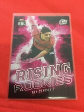 2018-19 Tap N Play BBL Rising Rookies RR07 BEN DWARSHUIS Sydney Sixers FREE POST