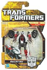 2010 Transformers Hunt for the Decepticons HFTD Scout Class Backfire