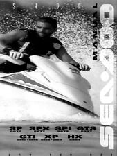 Seadoo Repair Manual Ebay