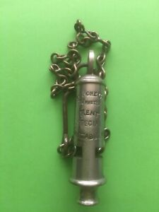 Kent Special Constabulary Police Whistle