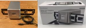 Brookstone iConvert Slide & Negative Scanner Digital USB Converter