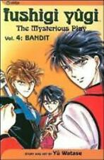 Fushigi Yugi: Bandit 4 by Yû Watase (2004, Paperback)