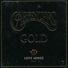 CARPENTERS - GOLD: LOVE SONGS NEW CD