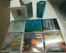 TANGERINE DREAM Box Set 7 Japan Mini lp cd Out of print and rare to find!