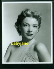 ANNE BAXTER VINTAGE 8X10 PHOTO YOUNG LOVELY PORTRAIT