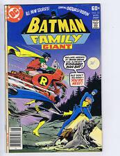 Batman Family #12 DC 1977