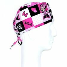 Disney Minnie Face Theme Scrub Hat
