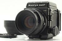 {ALMOST MINT} MAMIYA RB67 Pro S Camera K/L 127mm F3.5 L KL Lens 120 FB JAPAN 698