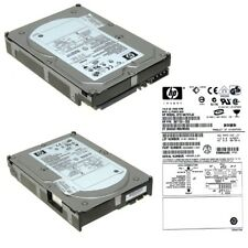 HDD HP 367103-002 146gb 10k SCSI 8.9cm 403208-001