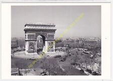 CPM 75 PARIS Photo  RENE JACQUES Place de l'Etoile Collection Magie Noire