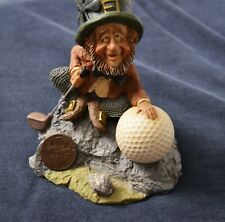 "Roman Finnians Echen Guardians of the ""Blarney Stone"" Irish Golfer 1995 Figurine"