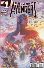 UNCANNY AVENGERS N° 5 Marvel NOW France 2EME SERIE Panini comics