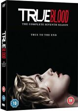True Blood - Season 7 [2014] True Blood Alexander, Anne NEW AND SEALED UK R2 DVD