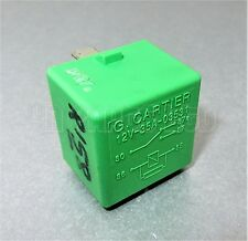 R158/ Peugeot 106 206 306 406 806 807 Green Relay 12V 35A 03531 G. Cartier 5-Pin
